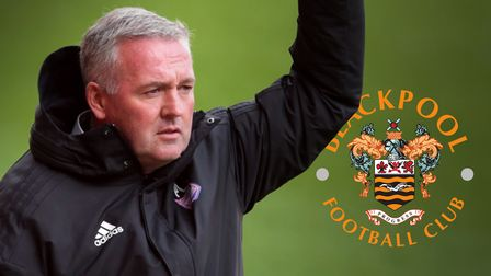 Paul Lambert's Ipswich Town take on Blackpool this afternoon