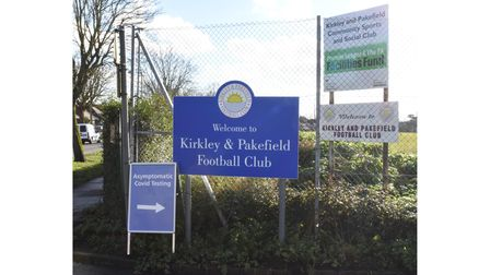 A new Covid-19 rapid testing centre, based at Kirkley and Pakefield FC clubhouse in Walmer Road, Lowestoft, has opened.