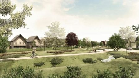 Soham Gateway - a glimpse of what may be about to come