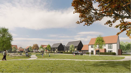 This Land had great hopes for this development at Cottenham