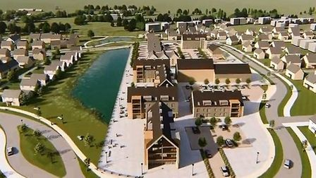 The Gateway project at Soham is being spearheaded by This Land Ltd on behalf of the county council