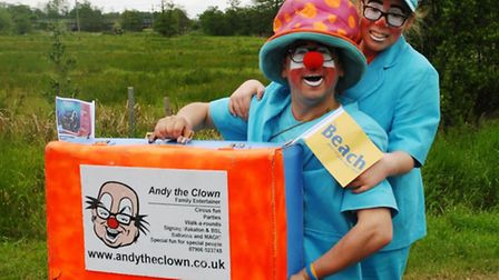 Andy the Clown and Gemaisy