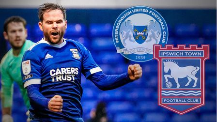 Alan Judge knows Ipswich Town need to deliver against Peterborough