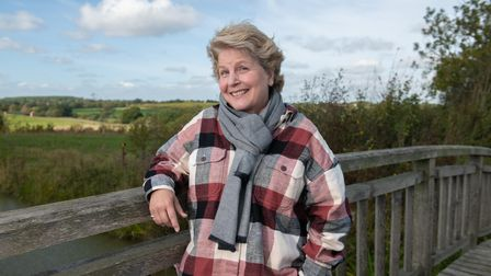 Sandi Toksvig and Alison Steadman take a trip to Moat Cottage on the Wilderness Reserve in Suffolk a