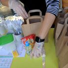More than 500 requests have been made for emergency food hampers this half term across Fenland.