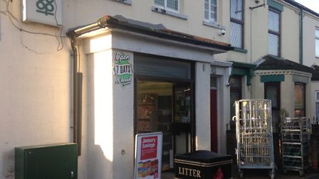 The East of England Co-op is proposing to close its Mill Road store on February 7