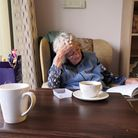 Ann Neale's son and daughter want to be able to spend quality time with her at her care home
