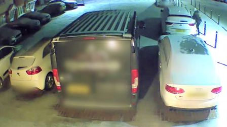 East Cambridgeshire police have shared CCTV footage of a man trying to break into cars to encouragedrivers to ensure they...