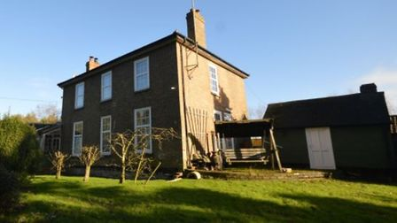 19th-century Dairy Farm House at Queen Adelaide near Ely will go under the hammer next month.