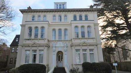 Also up for auction will be residential properties not in need of renovation, including a first-floor flat at Amberley...