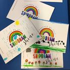 Pupils at Thomas Bullock Primary Academy in Shipdham have sent community postcards.
