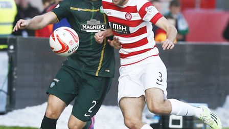 Norwich City boss Alex Neil has ruled out a move for Hamilton's Stephen Hendrie. Picture: PA.