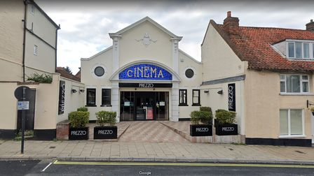 Prezzo has had a branch in the former Beccles Cinema since the mid-2000s.
