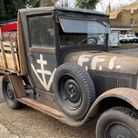This1924 CitroenB12-9cvCamionnettetruck conversion was foundabandoned in a French vineyard – it's now restored and going under the hammer.