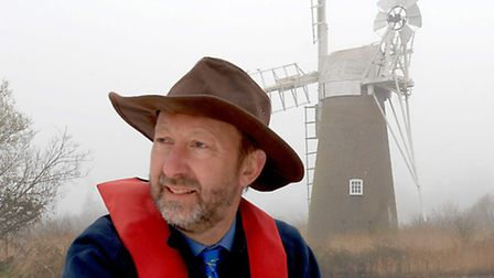 Chief executive of the Broads Authority John Packman is keen for the rebrand.
