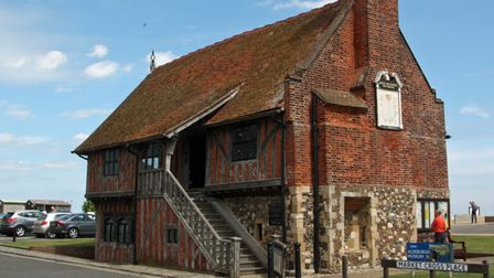 The Moot Hall conservation project in Aldeburgh was recognised