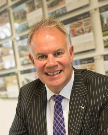 Mike Bidwell, director of Exquisite Home, said demand to move to Suffolk has risen