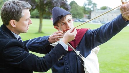 Today, Culford School's History Society is one of the only school-based medieval re-enactment groups in the country.
