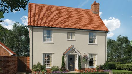 The Oxlip in Barrow is a three-bedroom link-detached property