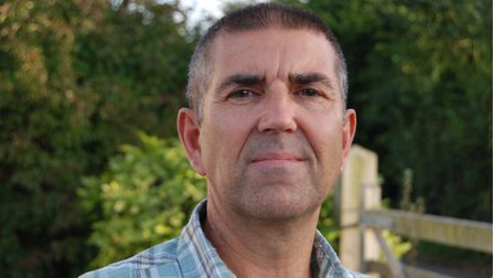 Graham White is from the Suffolk branch of the National Education Union
