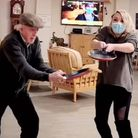 The top flipper was crowned at Soham Lodge Care Centre this Pancake Day.