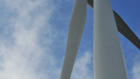 An application has been submitted to build two 60kw wind turbines in Gillingham.
