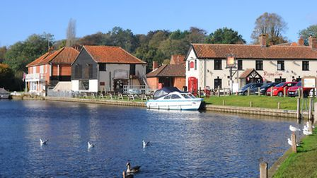 Volunteers are wanted for the Broads. Picture: ANTONY KELLY
