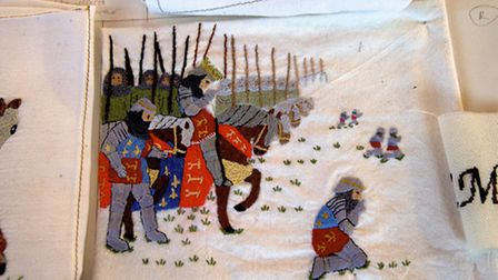 Erpingham is celebrating the 600th anniversary of the Battle of Agincourt this year with events star