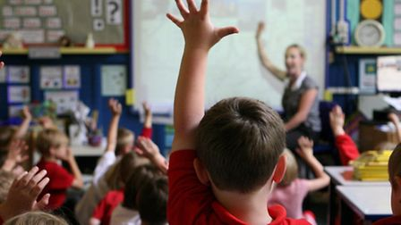 Class sizes are set to become an election issue. Photo: Dave Thompson/PA Wire