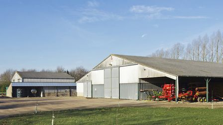 Barford Farm in Topcroft, south Norfolk, is being sold with a guide price of 8.5m.