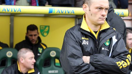 Norwich manager Alex Neil knows what is at stake in the bid for Premier League promotion. Picture by