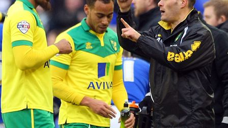 Alex Neil has made a lasting impression on Norwich City's squad. Picture by Paul Chesterton/Focus Im