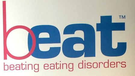 """Eating disorders charity """"beat""""."""