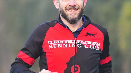 Bungay Black Dog Running Club athlete Tom Pullinger has been selected to represent GB in the half ir