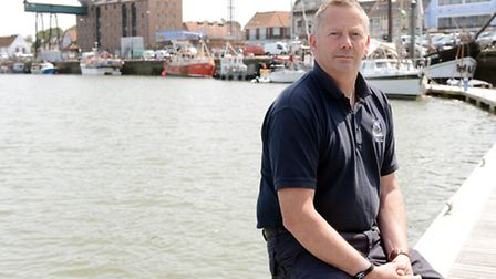Wells harbour master Robert Smith is pleased the investigations show that boats working on the Sheri