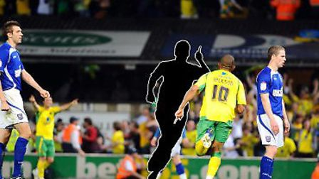 Can you guess the 10 Norwich City derby day heroes in our photo quiz?