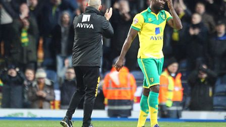 Norwich manager Alex Neil has got his points across to Canaries' squad. Picture by Paul Chesterton/F