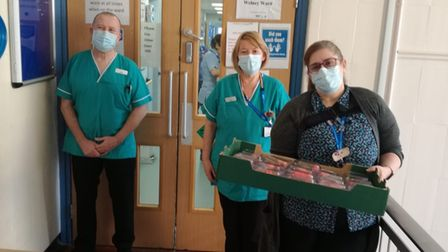 The Ely Muslim Community have provided lunches for hard-working NHS staff and key workers during the Covid-19 pandemic.