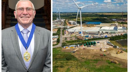 Former councillor Ralph Butcher is to be honoured by having the Kings Dyke crossing named after him.