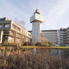 Adastral Park, in Martlesham, Ipswich - the epicentre of BT's research, technology and IT operations