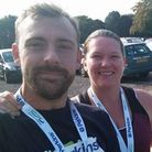 Wife to take on Isle of Wight trek for late husband