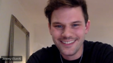 Drama students at King's Ely Seniortook part in a Q&A session with Cambridgeshire-bornHollywood actor Jeremy Irvine on...