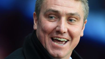 Blackpool manager Lee Clark.