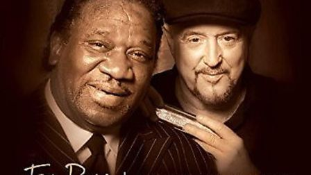 Mud Morganfield is opening the Dereham Blues Festival