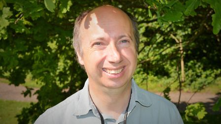 David Yates: The senior trails development officer for Norfolk Trails believes that geocaching has e