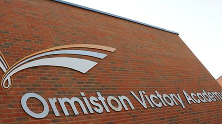 Ormiston Victory Academy at Costessey. Picture: DENISE BRADLEY