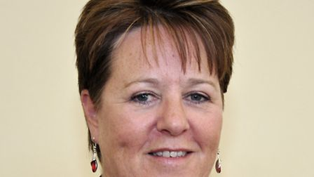 Helen Stratton, chief finance officer for NHS North Norfolk Clinical Commissioning Group.