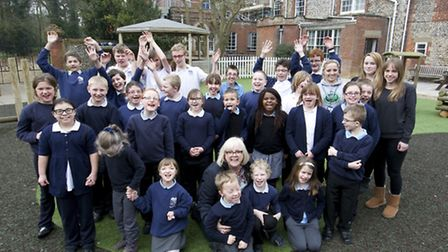 Sidestrand Hall School which has been awarded Good by Ofsted, pictured is Headteacher Sarah Macro.Pi
