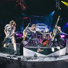 McBusted at their gig in Sheffield.
