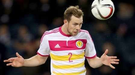 Scotland's Steven Whittaker expects a different type of test in Sunday's Euro 2016 qualifier against